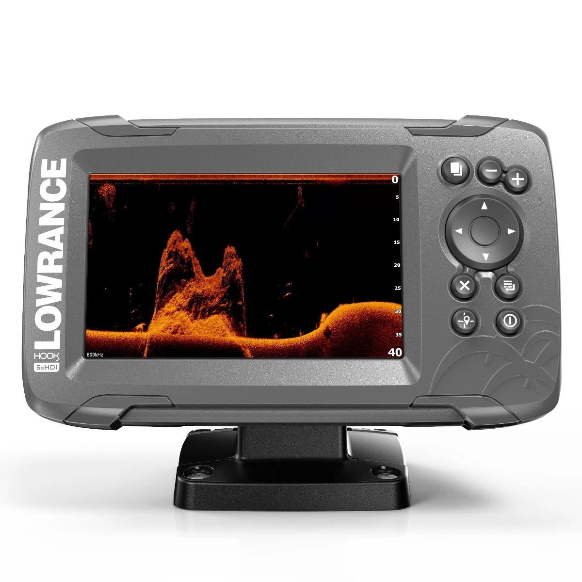 Sirena Lowrance hook2-5x GPS splitshot (000-14016-001)
