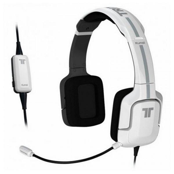 Auriculares para juegos con micrófono Kunai Pro 7,1 Tritton ST24 blanco