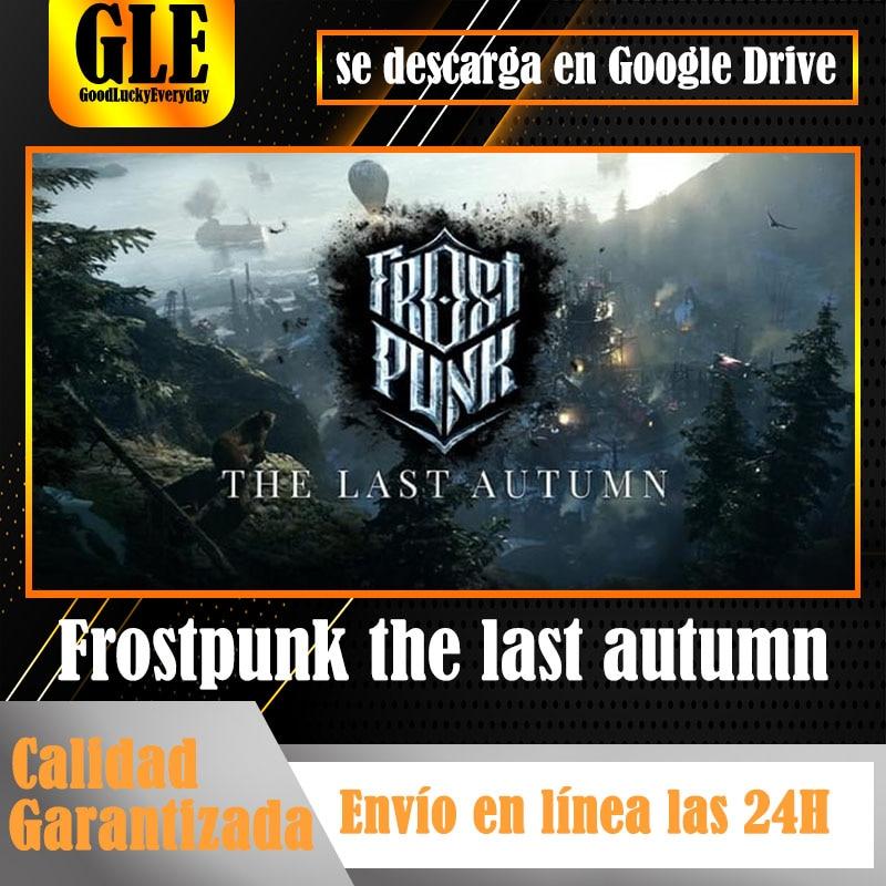 Frostpunk o último outono aplicativo de jogos de vídeo para computador jogos exclusivos download do aplicativo google drive descomprimir com winzip winrar