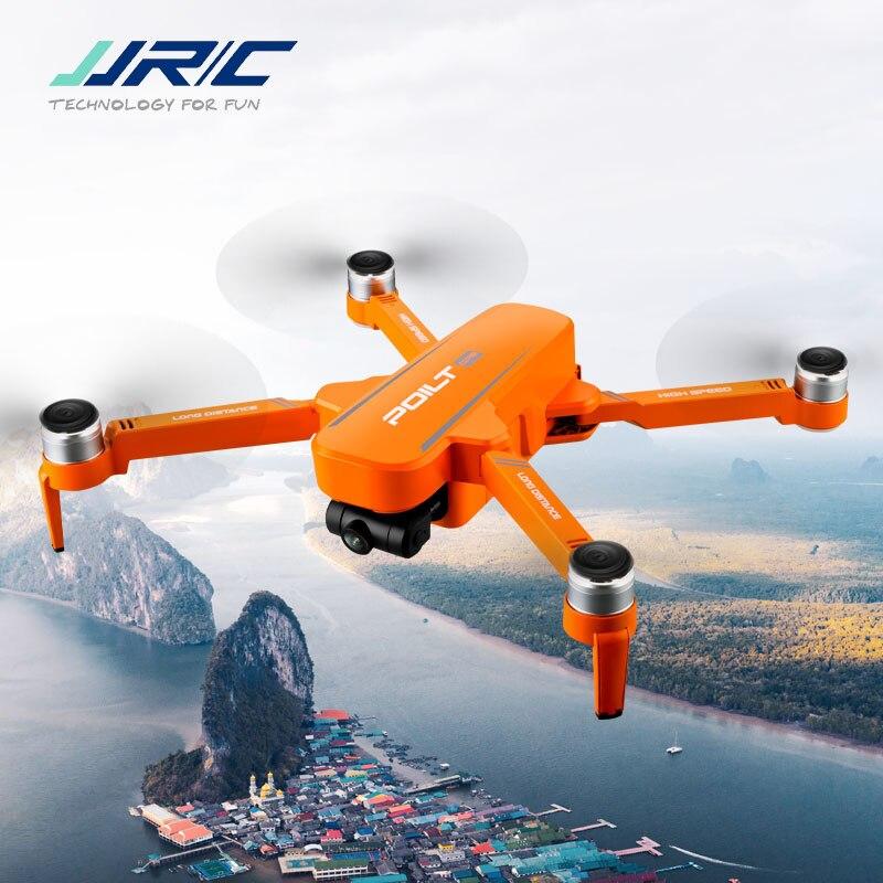 JJRC X17 / X17V2 الطائرة بدون طيار لتحديد المواقع 5G واي فاي مع 6K ESC HD كاميرا 2-محور Gimbal البصرية تدفق موقف فرش السيارات طوي كوادكوبتر