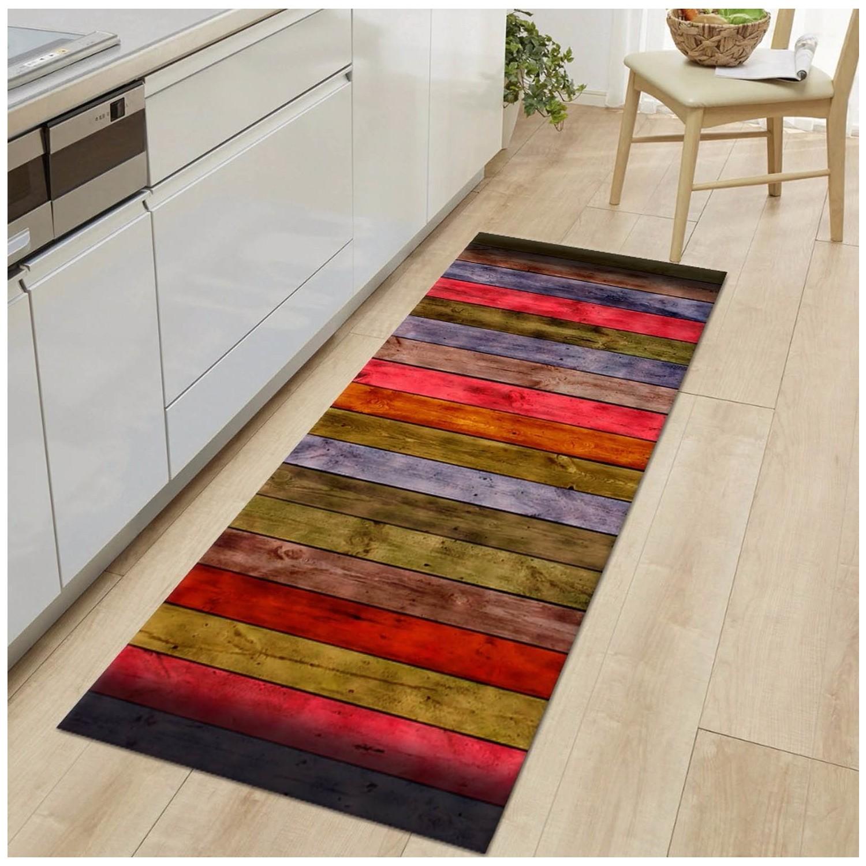 SERESSTORE BrandHome Kitchen Rug Non-Slip Base Soft Texture