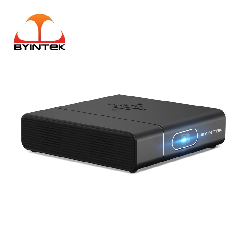 BYINTEK U30 3D البسيطة كامل HD 1080P 2K 4K الروبوت الذكية التلفزيون Wifi المحمولة المنزل LED DLP البسيطة العارض متعاطي المخدرات ل PC الهاتف الذكي