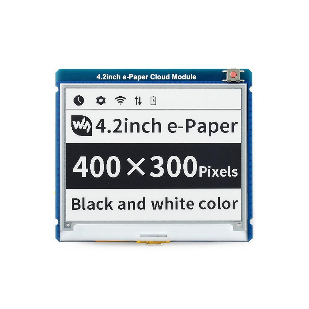 4.2 بوصة 400X300 ESP32 واي فاي بلوتوث اللاسلكية EPaper E-ورقة E-الحبر وحدة شاشة عرض لتوت العليق Pi 4 أندرويد APP