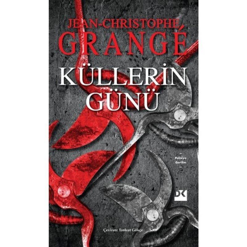 Day of the Ashes Jean Christophe Grange world literature novel English Books недорого