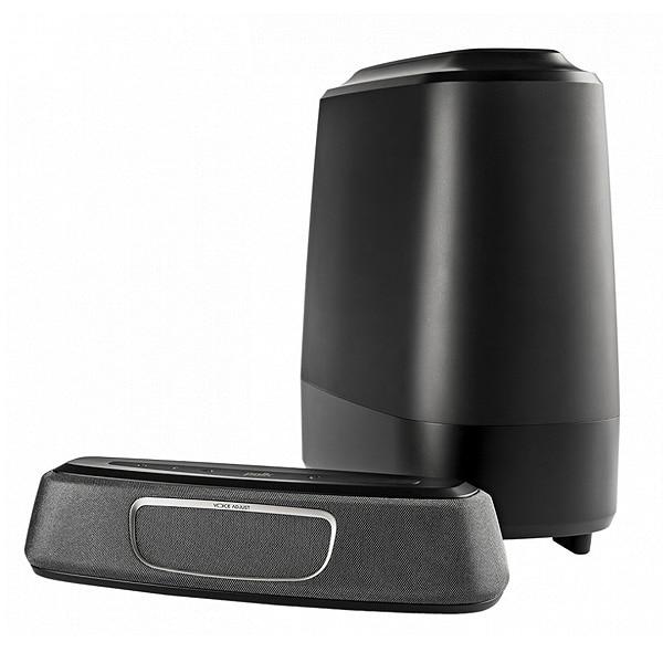 Barra de Sonido Inalámbrica Polk MAGNIFI MINI Bluetooth 300W Negro