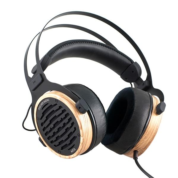 Auriculares M12s, por encima de la cabeza, semi-abierto, audio Fisher