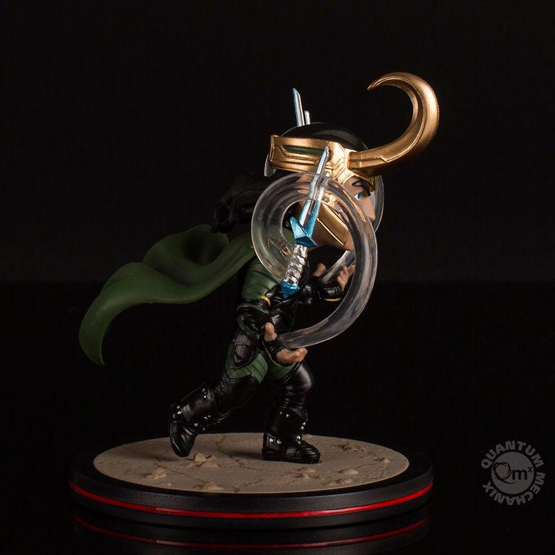 Figurine Loki Thor Ragnarok Marvel 10cm