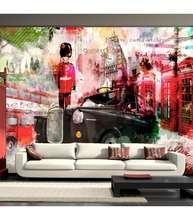 Photo murale-rues de londres