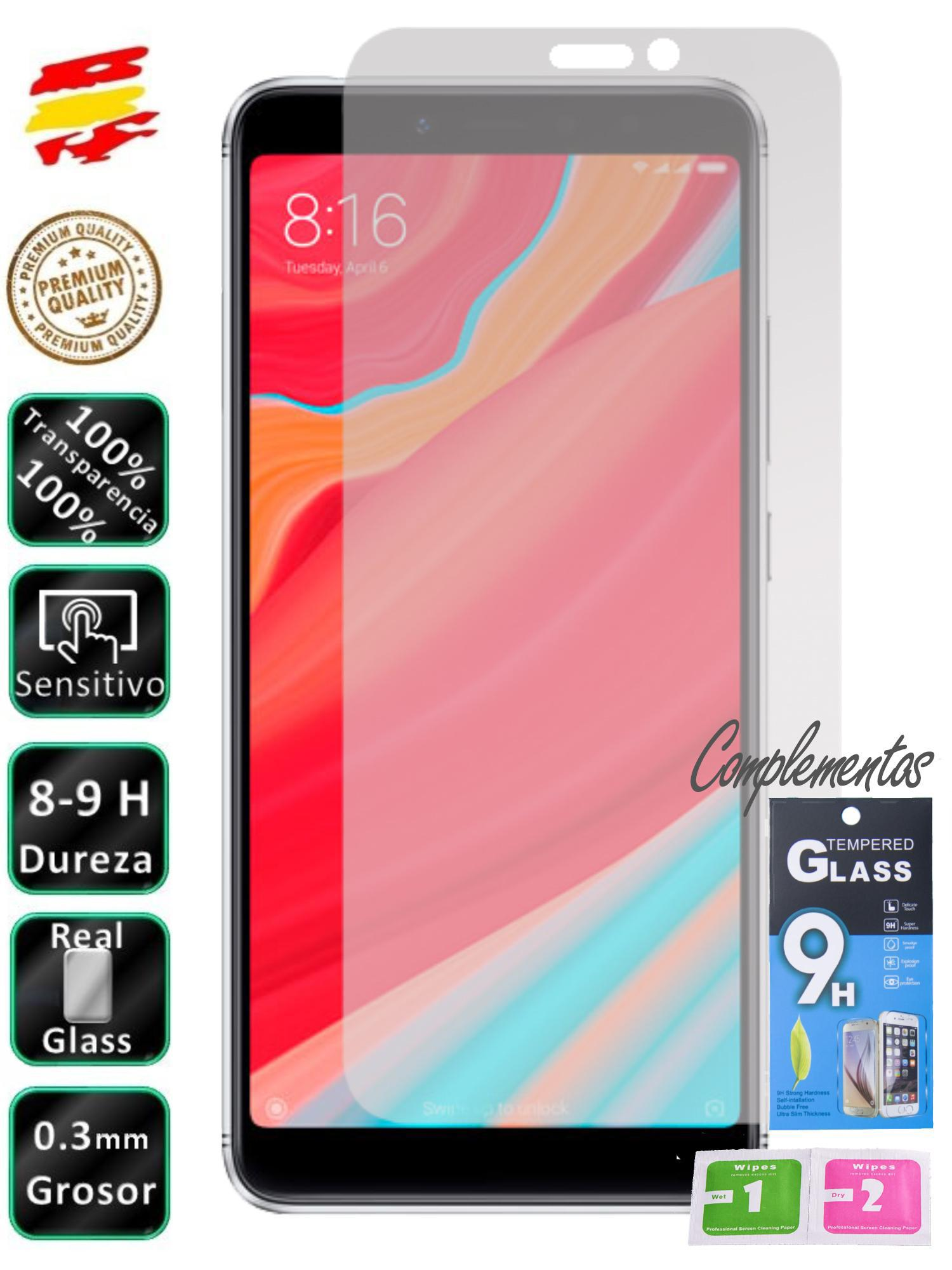 Xiaomi redmi note 5 protetor de tela de vidro temperado