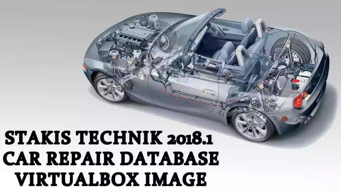 Stakis Technik 2018.1 Car Repair Database Arrival Automotive Workshop Europe Repair Atris Parts Cata