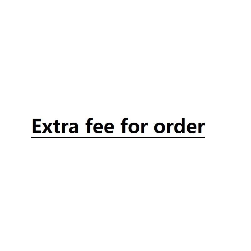 رسوم إضافية مقابل الطلب 1