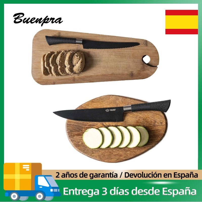 Home Kitchen Non-stick Knife games Sets 5pcs Durability Stainless Steel  Chef Peeling Wood  Pizza for meat bread steak accessories professional Multipurpose utensils Innovative with handles high quality Cutlery Fixed