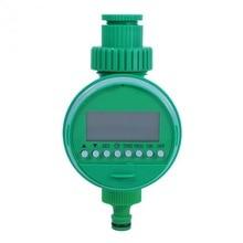 Minuterie deau jardin arrosage automatique minuterie tuyau robinet minuterie affichage LCD 1 pièces sans connecteur de fond