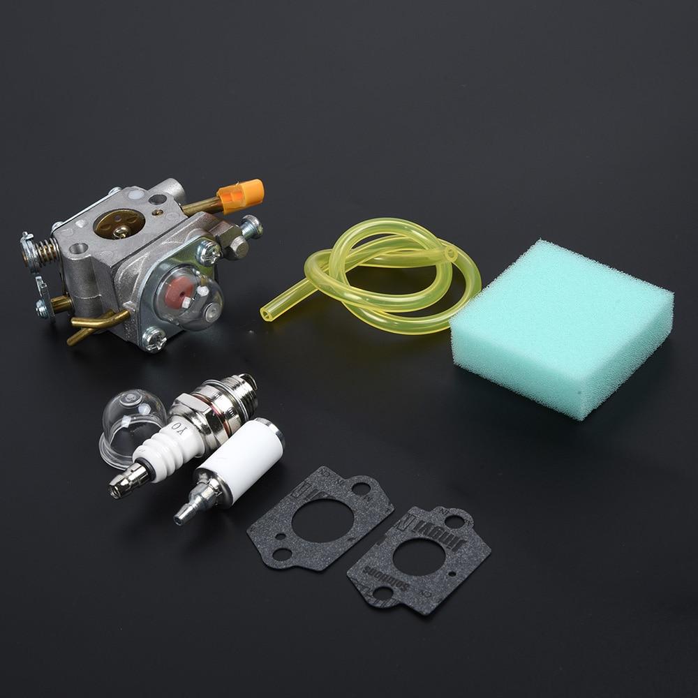 Carburador utilizable para Homelite Ryobi 26cc 30cc Trimmer Zama C1U-H60 3080540 T1 repuestos de carburador