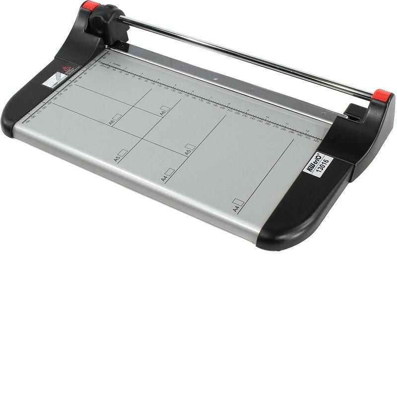 Cortador de papel, aparador de papel, cortador de papel portátil, KW-TRIO 13016.