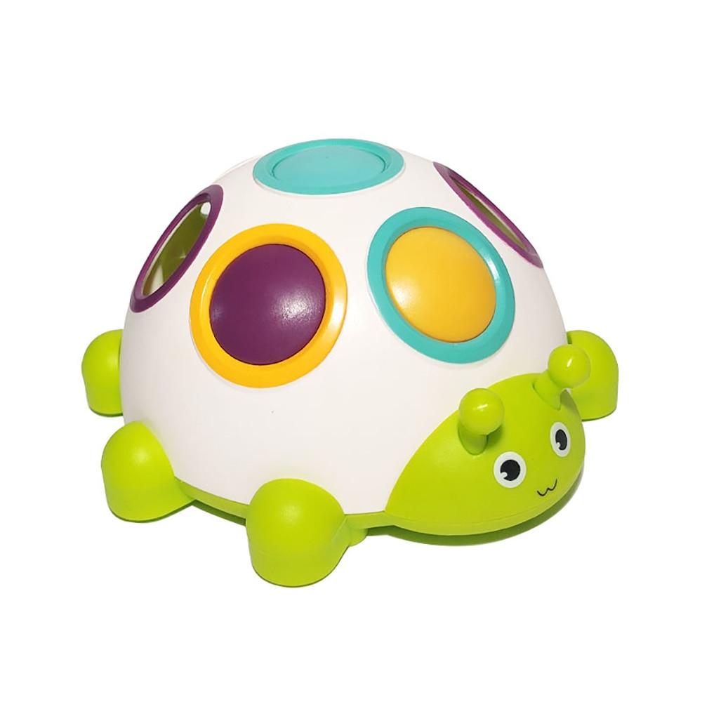 Детские игрушки Монтессори, Обучающие пресс для ногтей, игры для детей, интерактивные Игрушки для раннего развития для малышей
