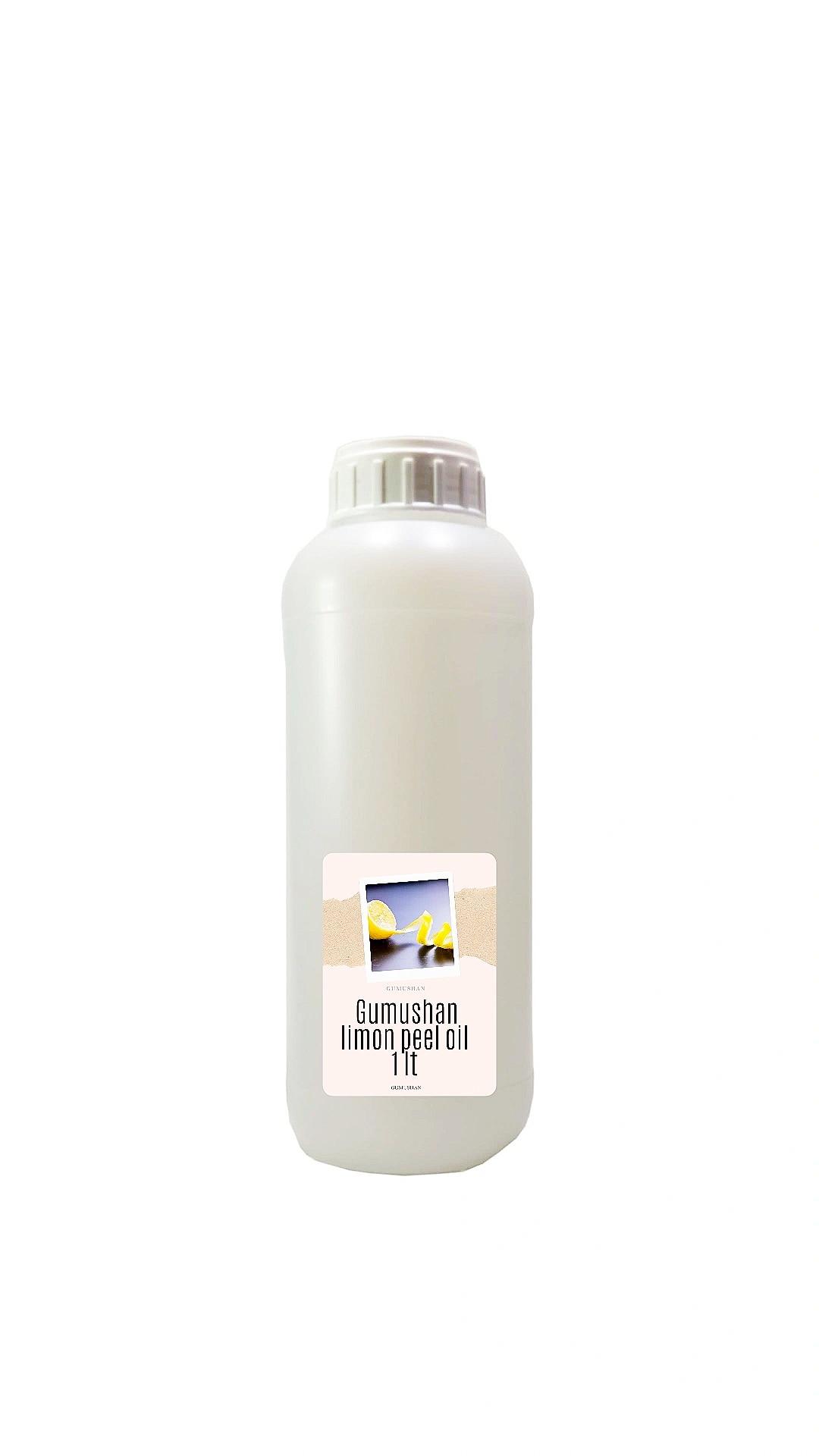 High quality pure Limon Peel  Oil 1 liter 34 fl oz 1000ml