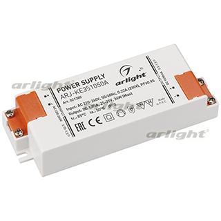 021380 fuente de alimentación arj-ke351050a (37W 1050ma el soldado)-1 pc Arlight