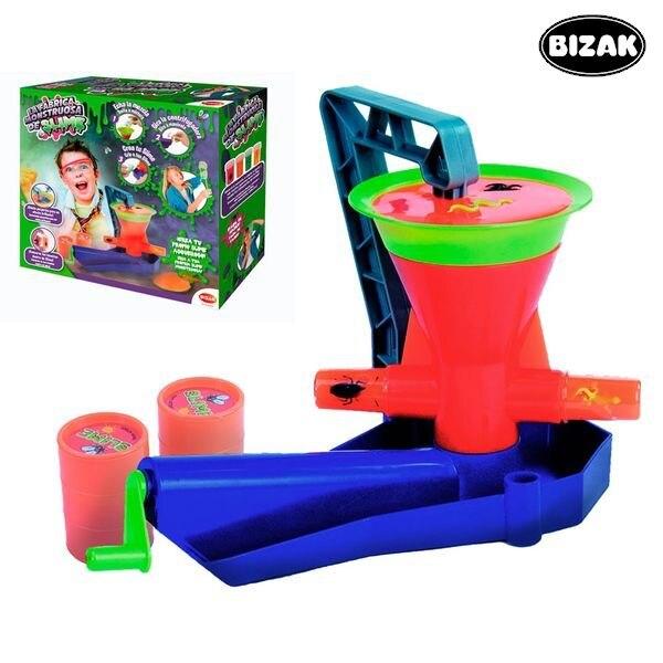 Чудовищная слизи фабрика Bizak 63317005 (13 шт) разноцветный