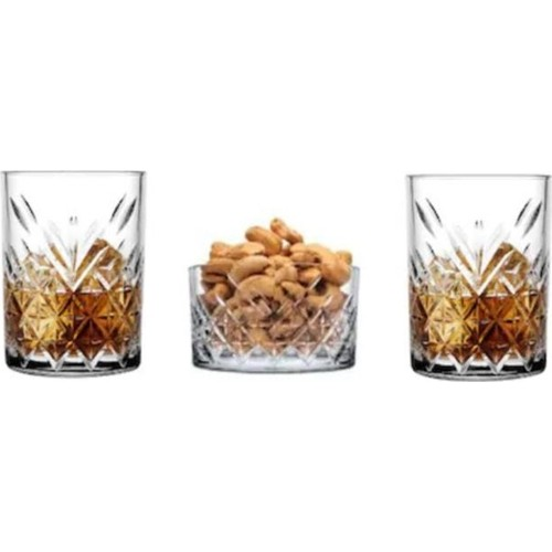 De la Pasabahce atemporal-3 pieza 2 personalidad Whisky taza стаканы de стакан...