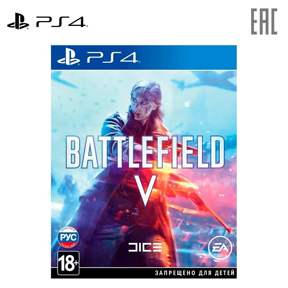 Juego para PS4 Battlefield V [PS4, versión rusa]