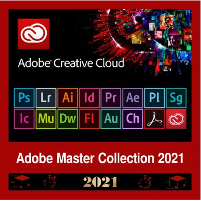 AD@BE M@STRE CO*LLE*CTION 2021WIN&MAC