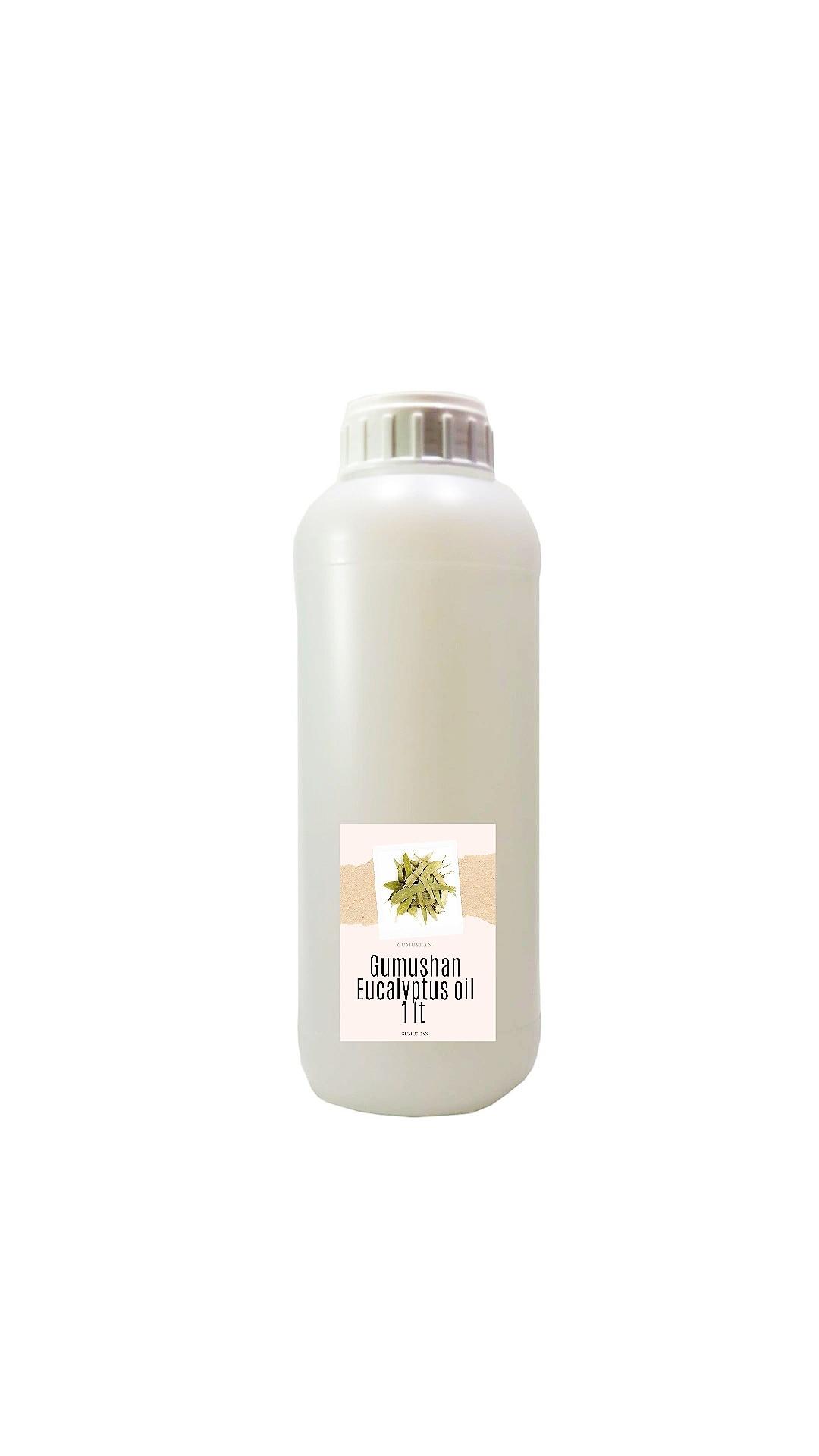 High quality pure Eucalyptus Oil 1 liter 34 fl oz 1000ml