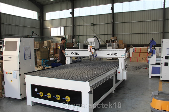 Manual Multi Function Woodworking CNC Router Machine Maquina CNC Router 1530 enlarge