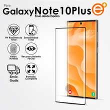 Защитное закаленное стекло для Samsung Note 10 Plus Note 10 + Защитное стекло для смартфона