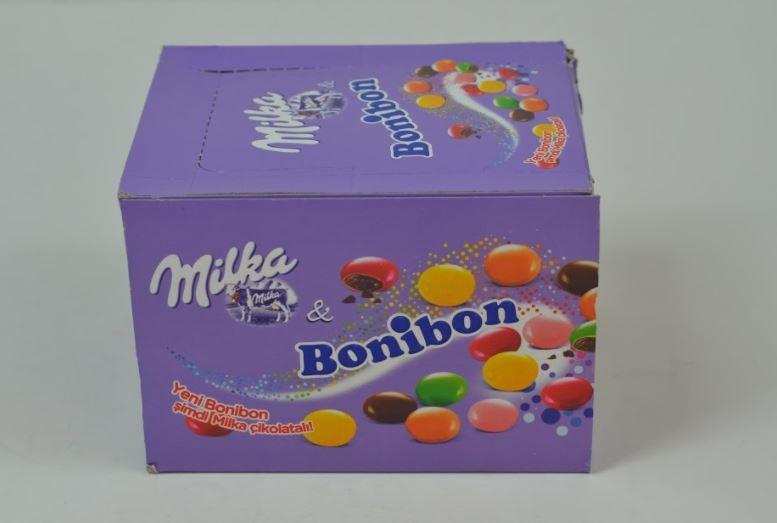 Milka Bonibon 24,3 gr X 24 Packed Chocolate  delicious yummy chocolate