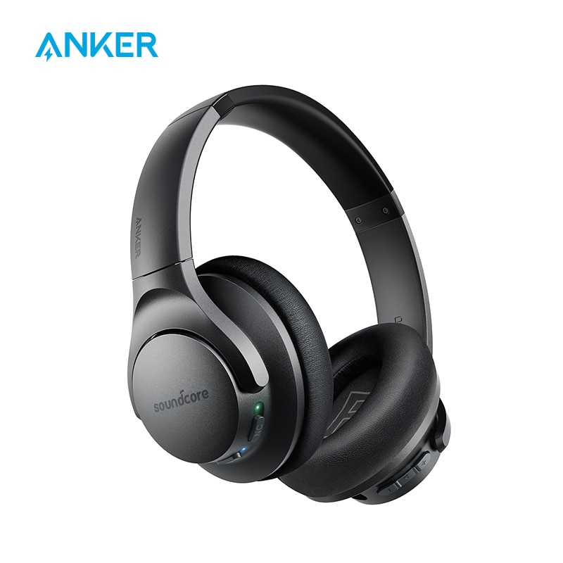 AliExpress - Anker Soundcore Life Q20 Hybrid Active Noise Cancelling Headphones, Wireless Over Ear Bluetooth Headphones