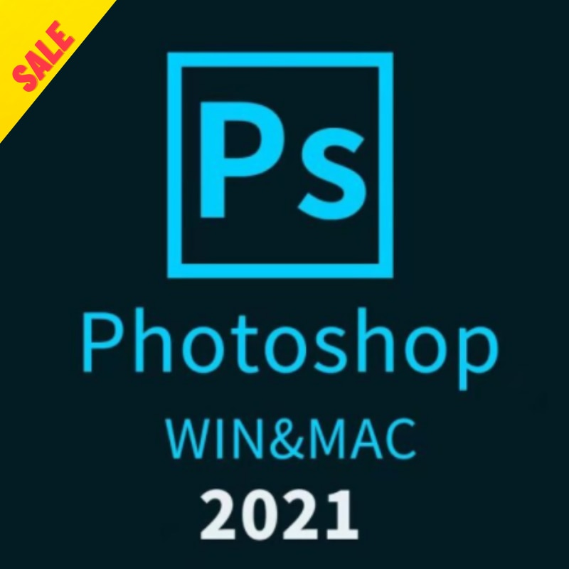 Photo-shop CC 2021 for Win-d0ws or Mac Full Version Package Used Free Forever and Quick Delivery