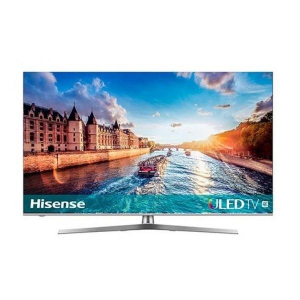 "Smart TV Hisense 55U8B 55 ""4 K Ultra HD LED WiFi de plata"