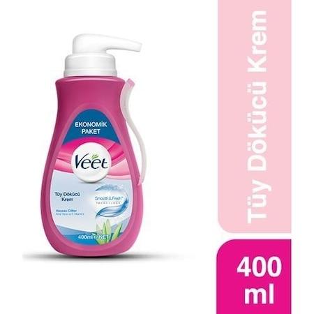 Veet Depilatory Cream 400 Ml For Sensitive Skin Smooth lady beauty permanent natural beauty definitive solution недорого