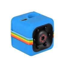 Mini kamera Wifi küp kamera 1080P HD IR gece görüş kamera fotoğrafçılık 120 derece geniş açı 32GB genişletilmiş hafıza mini kamera