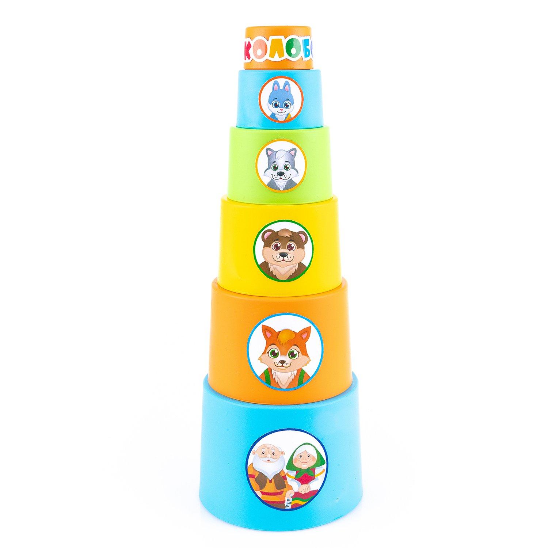 Pirámide Knope Kolobok suave 87006