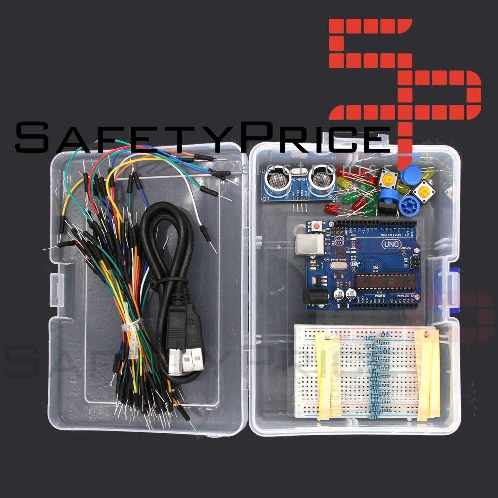Mini KIT Arduino basique Mini ONE Atmega328 compatible 100% + boîte