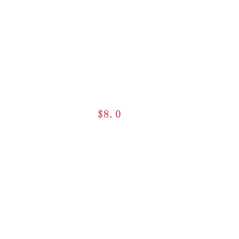 Custo $8.0