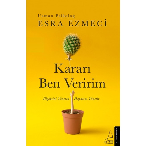 Decision Ben LL-Esra Ezmeci (Turkish Book)
