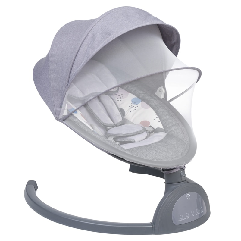 Electric Cradle Mother Lap Baby Cradle Swing Chair Child Bed Baby Rocking Chair Remote Control Baby Cradle chbaby music rocking chair baby bed rocking children cradle