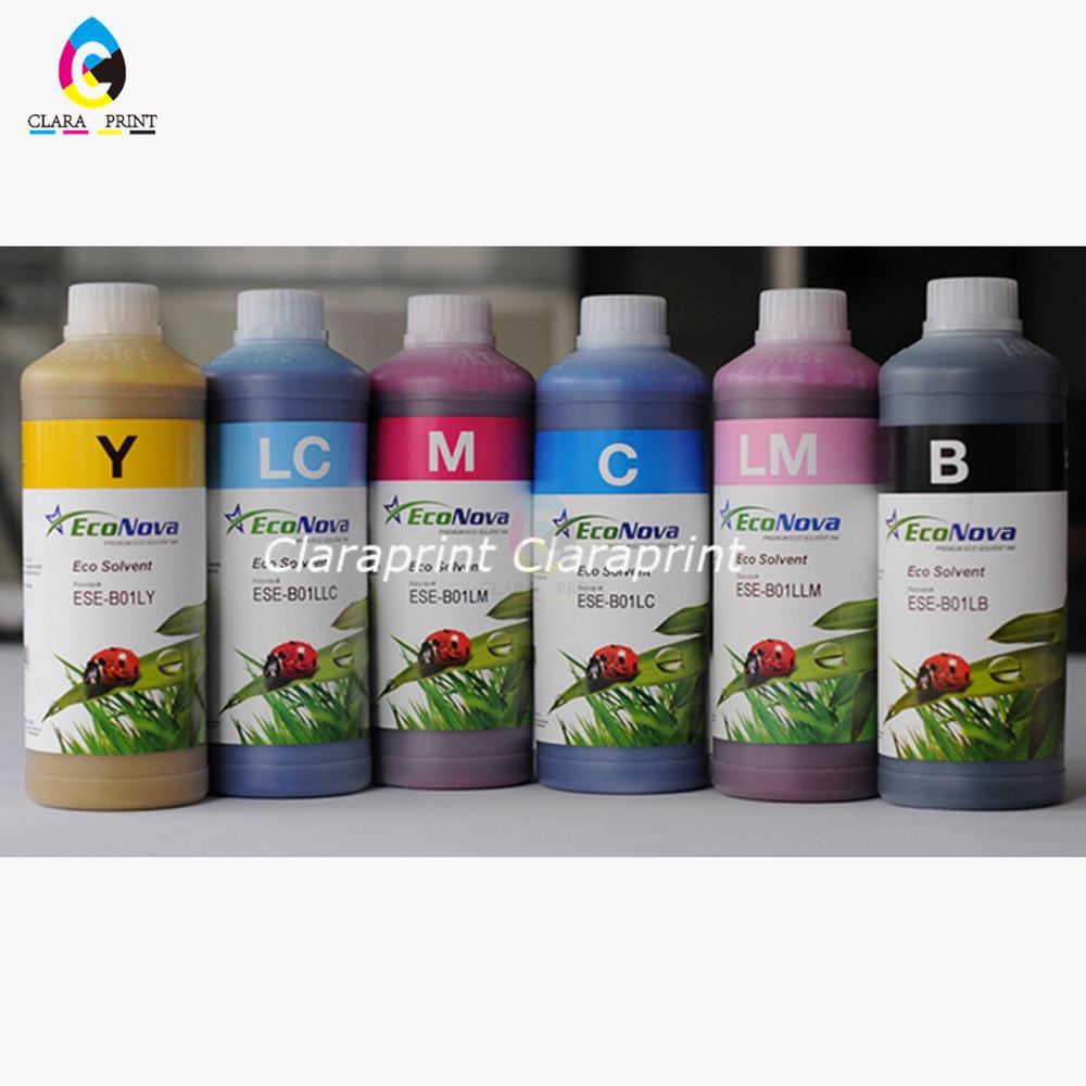 Original Inktec EcoNova ID Premium tinta Eco solvente para Mimaki JV33-130/CJV30-60-ESE-B01L