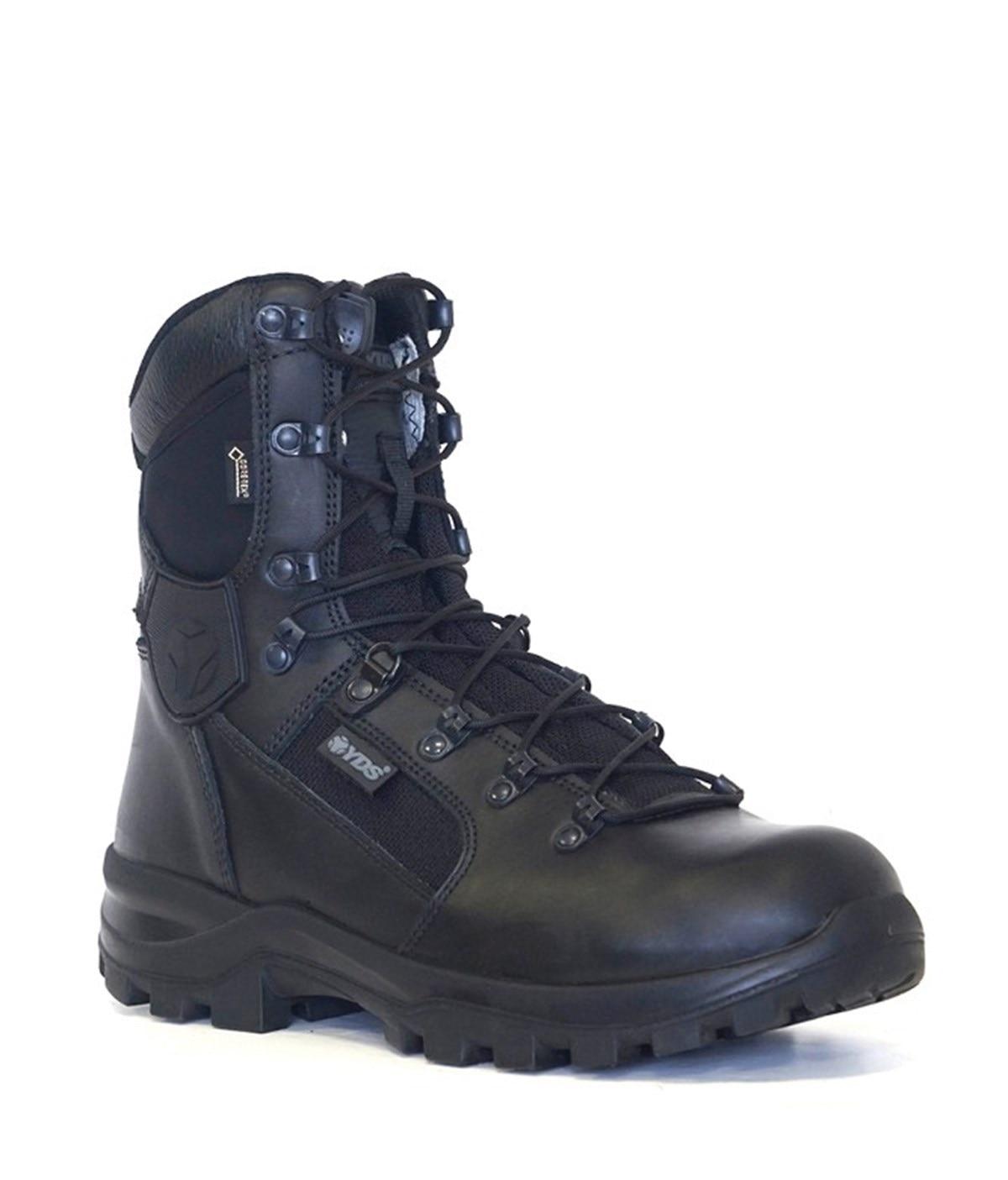 YDS المتطرفة الأسود GTX الأحذية اليومية والتشغيلية ، GORATEX ، العسكرية