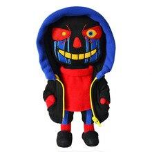 25 Cm Undertale Knuffel Zombie Speelgoed Errortale Pluche Pop Sans Designer Soft Gevulde Pluche Doll Speelgoed Voor Kinderen Kerst geschenken