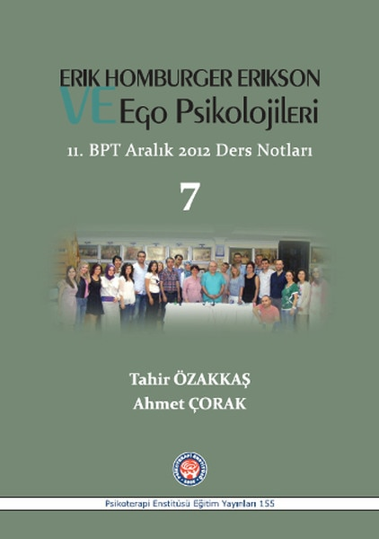 Ciruela homhamburguesa Erikson y Ego psycholologías takiss, secuencia de sicoterapia del Instituto John Barren (turco)