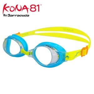 Barracuda KONA81 профессиональные плавательные очки Триатлон открытая вода анти-туман УФ Защита для взрослых #71355