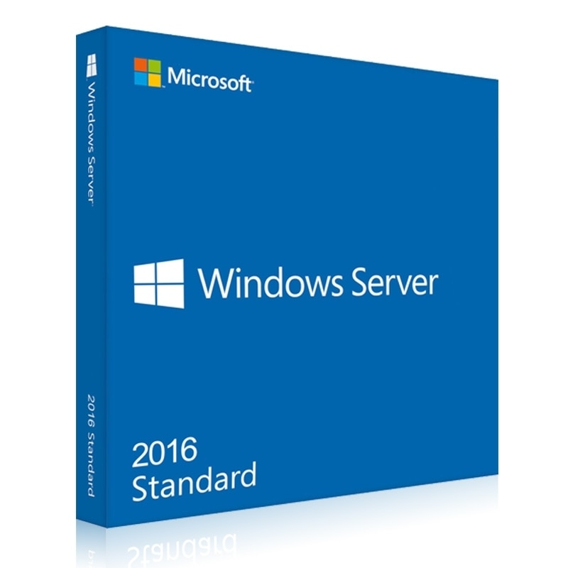 Windows Server 2016 Standard / Activation License /