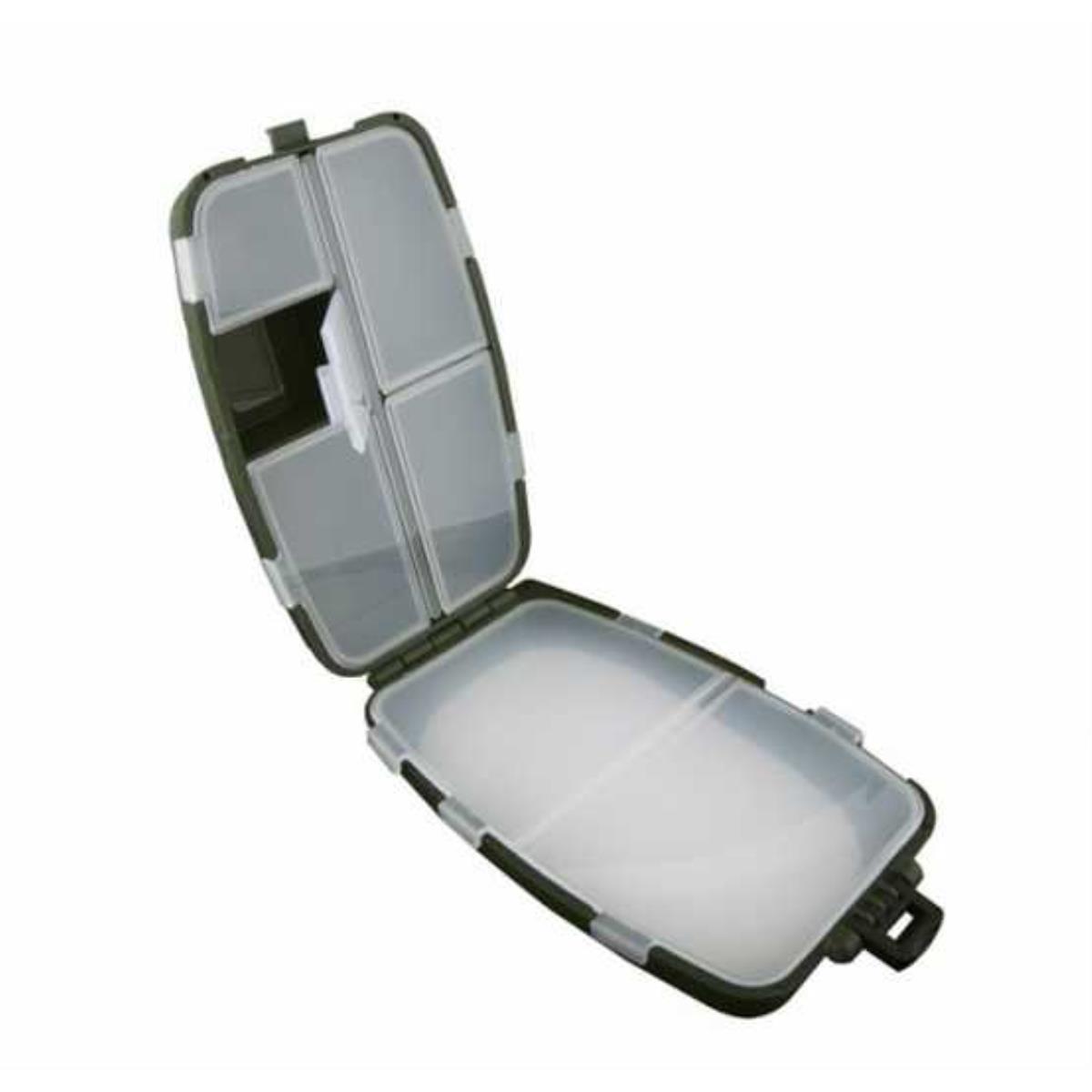 Caja para aparejos count-5 con isolone (7 compartimentos) (145*87*46mm) Tres China (8960244)