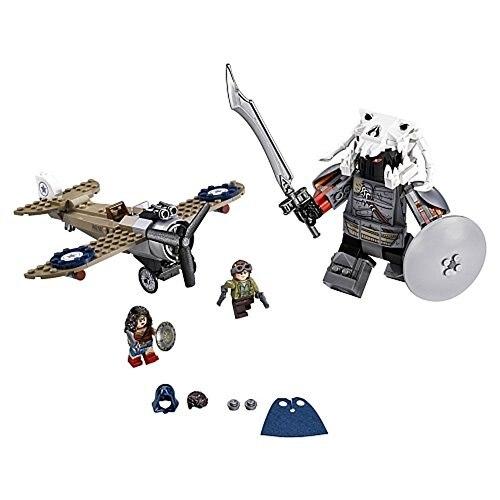LEGO super-héros DC Comics - Wonder Woman guerrier bataille [76075 - 286 pièces]