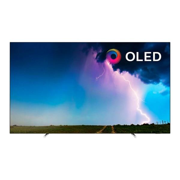 "Smart tv philips 55oled754 55 ""4k ultra hd led wifi preto"