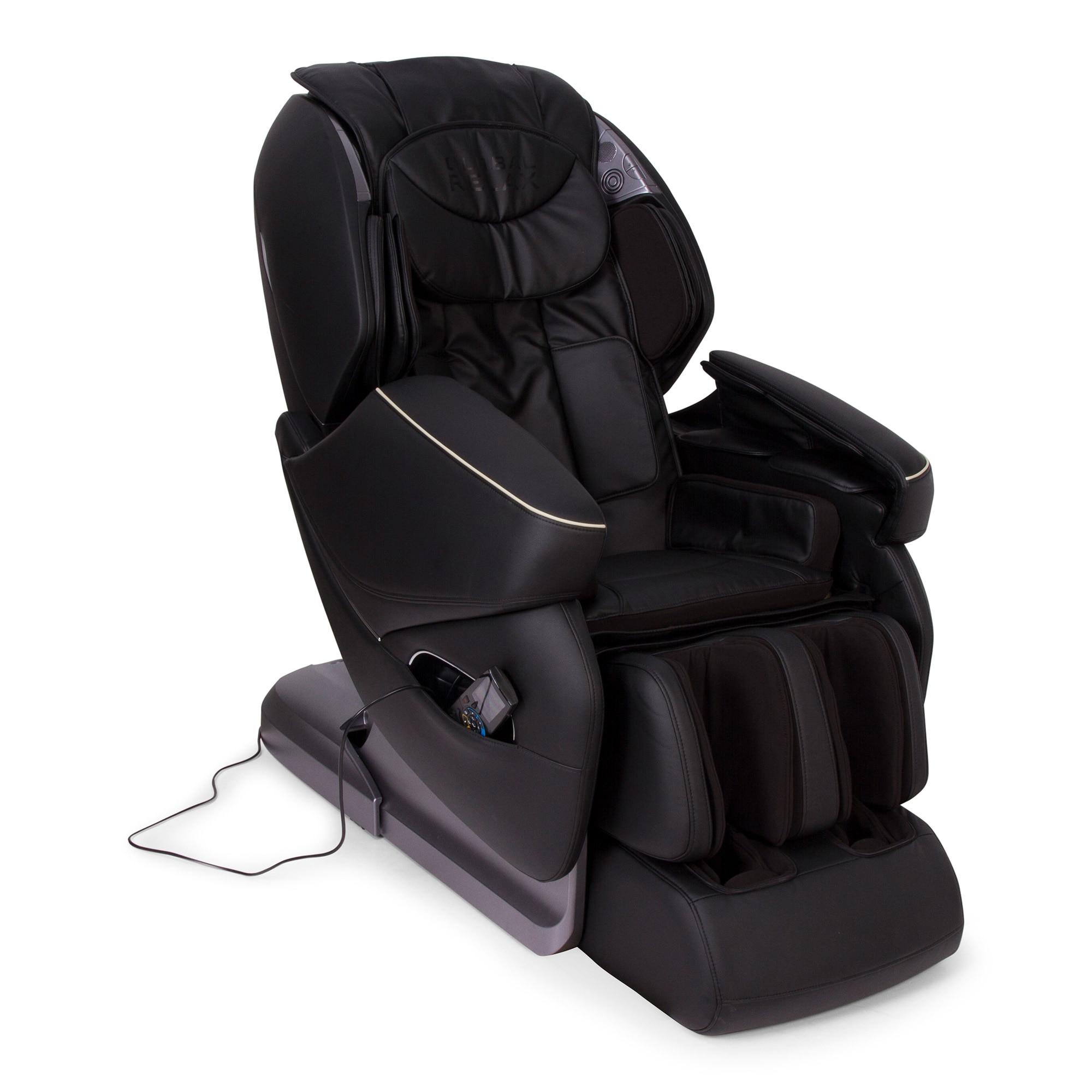 Silla de masaje NIRVANA (color negro)
